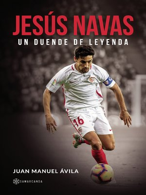 cover image of Jesús Navas