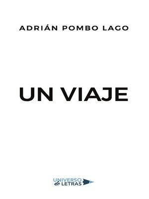 cover image of Un viaje