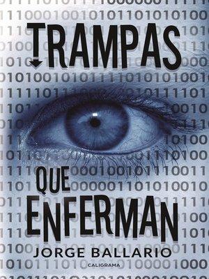 cover image of Trampas que enferman