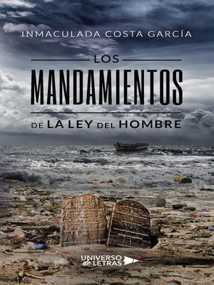 cover image of Los mandamientos de la ley del hombre