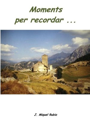 cover image of Moments per recordar...