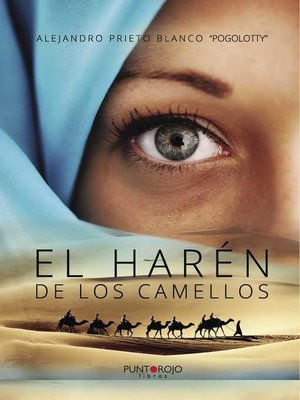 cover image of El harén de los camellos