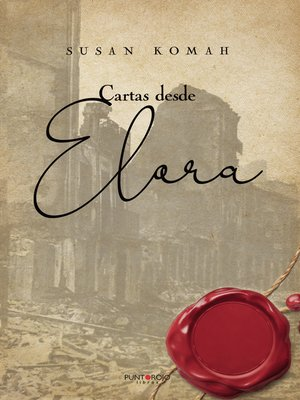 cover image of Cartas desde Elora