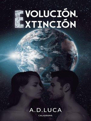 cover image of Evolución. Extinción