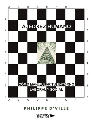 cover image of Ajedrez Humano