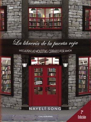 cover image of La librería de la puerta roja