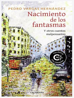cover image of Nacimiento de los fantasmas
