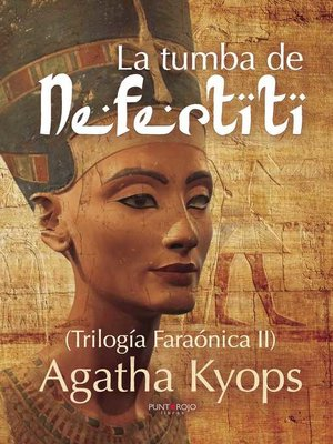 cover image of La tumba de Nefertiti