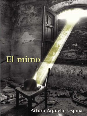 cover image of El mimo