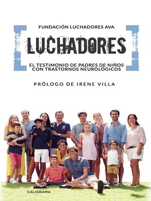 cover image of Luchadores