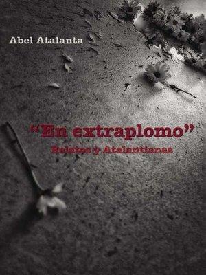 cover image of En extraplomo