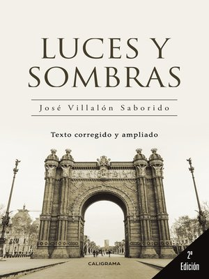 cover image of Luces y sombras