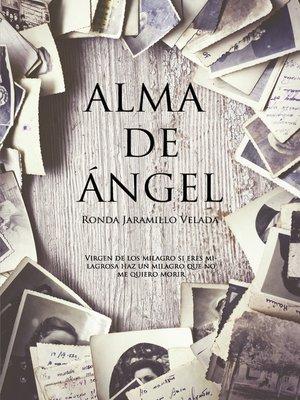 cover image of Alma de Ángel