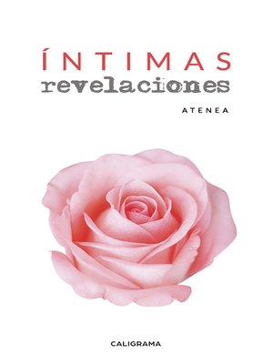 cover image of Íntimas revelaciones