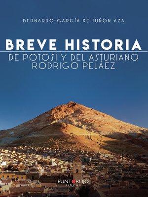 cover image of Breve historia de Potosí y del asturiano Rodrigo Peláez