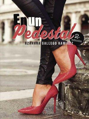 cover image of En un pedestal