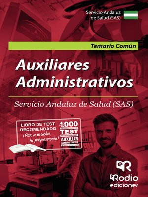 cover image of Auxiliares Administrativos