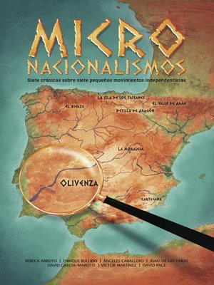cover image of Micronacionalismos