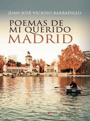 cover image of Poemas de mi querido Madrid