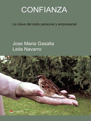 cover image of CONFIANZA La clave del éxito personal y empresarial