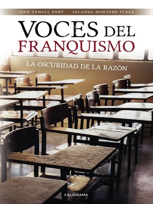 cover image of Voces del franquismo