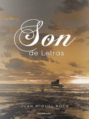 cover image of Son de Letras