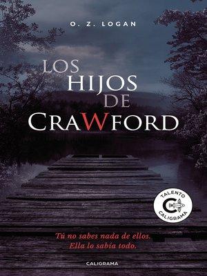 cover image of Los hijos de Crawford