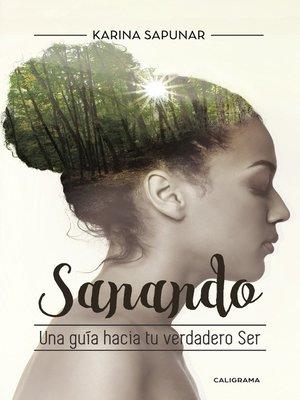 cover image of Sanando