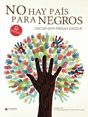 cover image of No hay país para negros