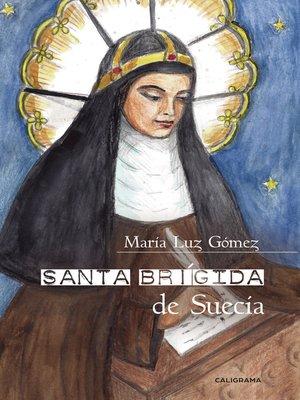 cover image of Santa Brígida de Suecia