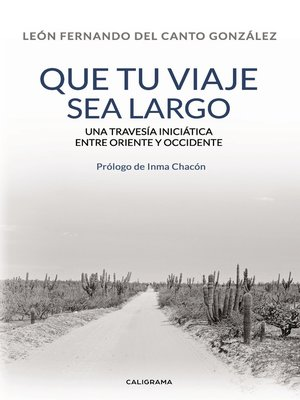 cover image of Que tu viaje sea largo