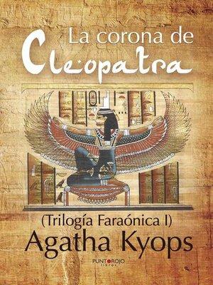 cover image of La corona de Cleopatra