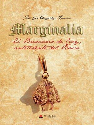 cover image of Marginalia El Breviario de Croy, antecedente del Bosco