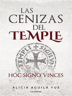 cover image of Las cenizas del Temple