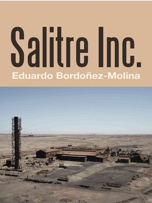 cover image of Salitre Inc.