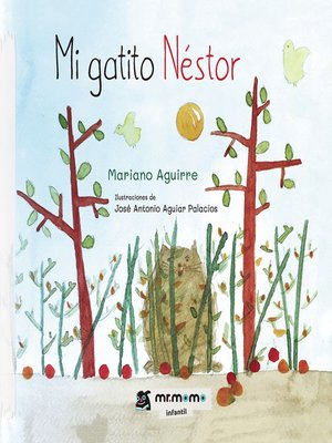 cover image of Mi gatito Néstor