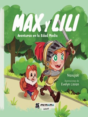 cover image of Max y Lili
