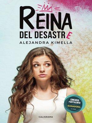 cover image of Reina del desastre