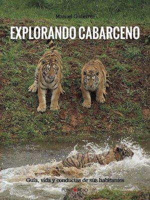 cover image of Explorando Cabárceno