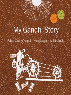 cover image of My Gandhi Story