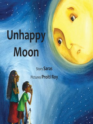 cover image of Unhappy Moon (English)