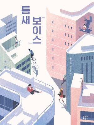 cover image of 틈새 보이스
