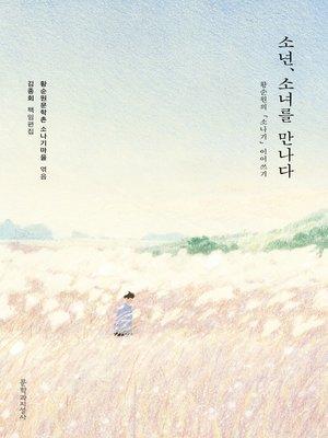 cover image of 소년, 소녀를 만나다
