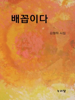 cover image of 배꼽이다