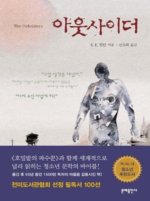 cover image of 아웃사이더