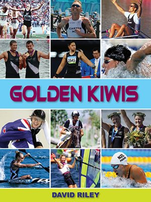 cover image of Golden Kiwis