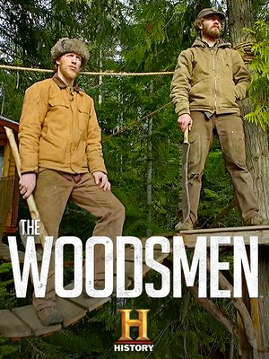 cover image of The Woodsmen, Season 1, Episode 7