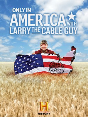 cover image of Only In America with Larry the Cable Guy, Season 2, Episode 8
