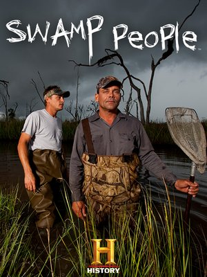 cover image of Swamp People, Season 1, Episode 7