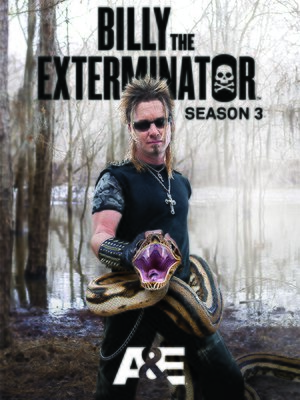 cover image of Billy the Exterminator, Season 3, Episode 16